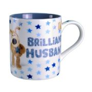 Boofle Brilliant Husband Mug